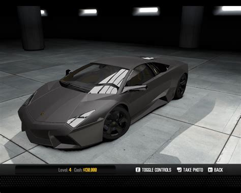 Lamborghini Reventon Owners List Shift 2 Unleashed Car List Nfsunlimited Net Need For