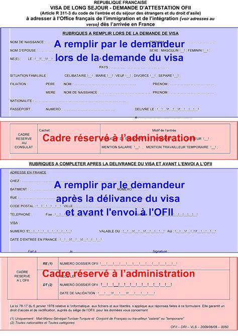 Model De Demande De Visa Court Sejour formulaire visa schengen belgique avocats