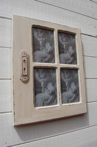 vintage wooden window picture frame shabby chic style