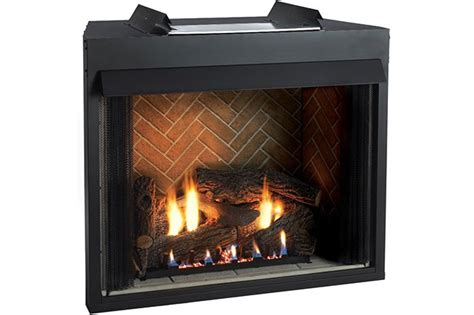Vent For Fireplace by Vent Free Fireplaces Overhead Door Fireplace Company