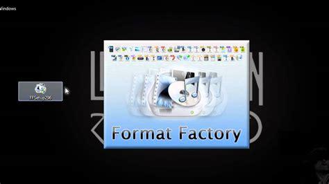 descargar e instalar format factory full descargar e instalar formatfactory programa para cambiar
