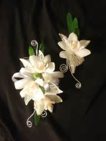 orchid wrist corsage best 20 orchid corsages ideas on