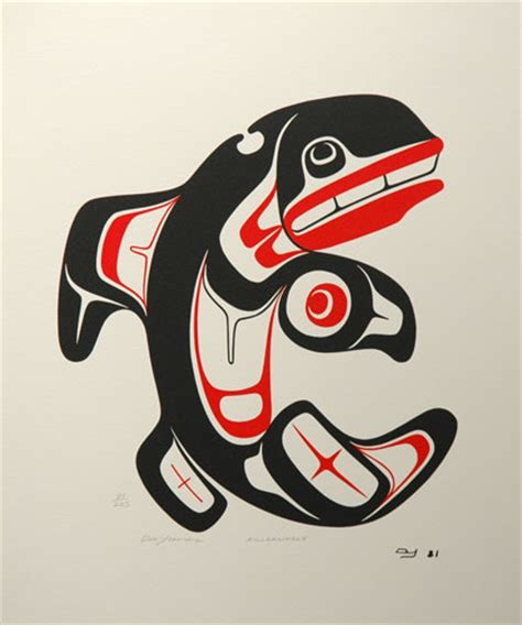 orca haida tattoo design meanings