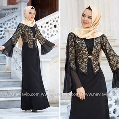 Dress Maxi Wanita Muslim Brokat Pesta Maxy Simple high low dress palazzo muslimah attire hijabi style