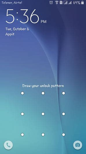 pattern lock on samsung how to set up pattern lock on android