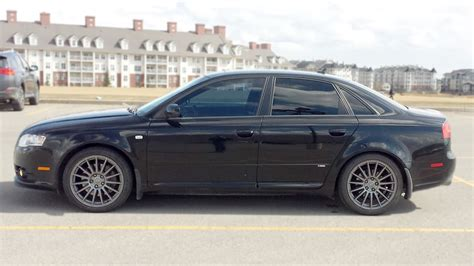 how to change audi a4 tire 08 audi a4 r8 replicas to titanium package wheel change