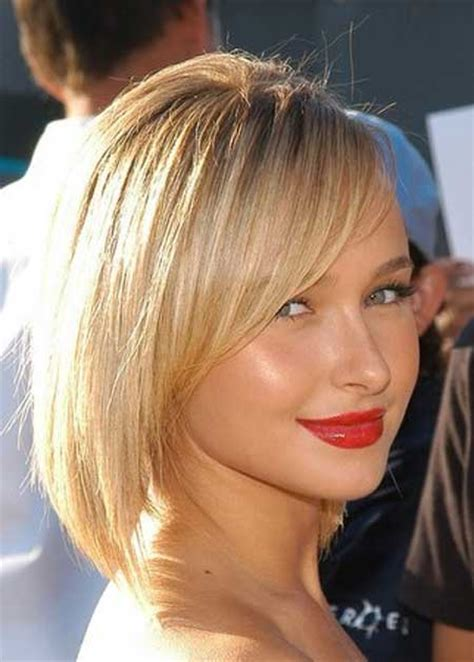 inverted bob hairstyles with fringe inverted bob haircuts 2013 2014 short hairstyles 2017