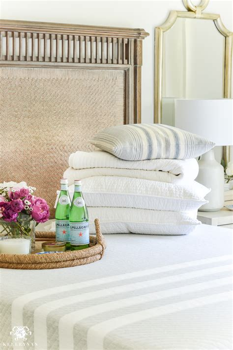 essentials for a bedroom 8 guest bedroom essentials and luxuries your company will thank you for kelley nan