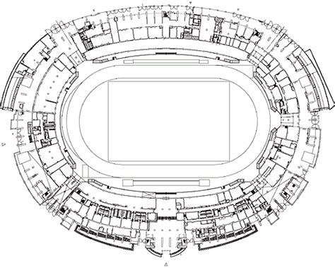 stadium floor plans makmax taiyo kogyo corporation soccer stadiums with