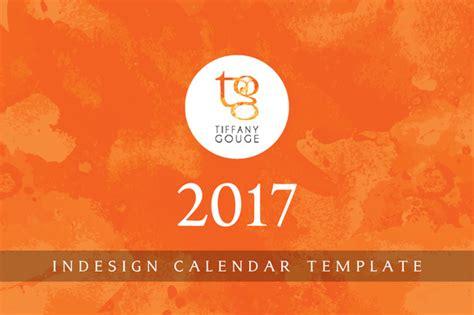 Calendar Template 2017 Indesign Calendar Template 2017 Indesign Stationery Templates