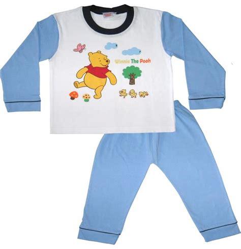 Piyama Winnie The Pooh Friends winnie the pooh pyjamas ph pj605 boy pyjamas