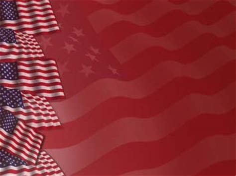 free patriotic powerpoint templates united states of america flag 03 powerpoint templates