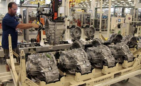 chrysler indiana transmission plant all of chrysler s nine speed transmissions to be built in