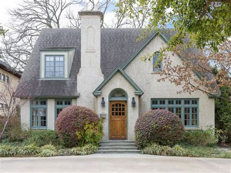 cottage style homes for sale 1940 s style cottage in highland park texas cottages