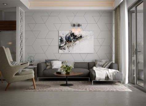 pattern accent wall ideas 33 stunning accent wall ideas for living room