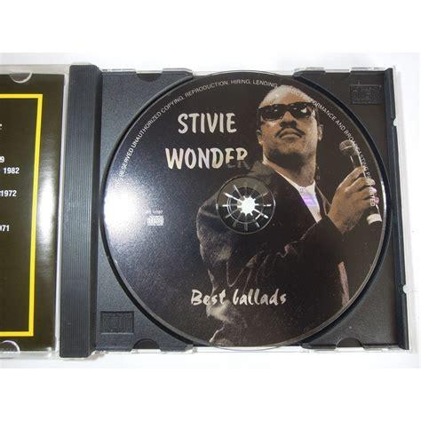 best ballads best ballads by stevie cd with pitouille ref