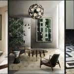 copper room decor essential home mid century furniture mid century modern furniture for living room design