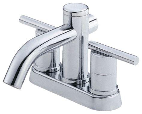 chrome bathroom fixtures danze d301058 chrome 4 quot centerset faucet two handle