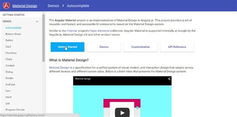 material design google demo top 5 material design frameworks to use in 2015 sitepoint
