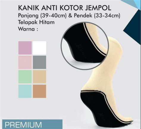 Harga Kaos Kaki Merk Soka produsen kaos kaki muslimah soka kanik jempol dan wudhu