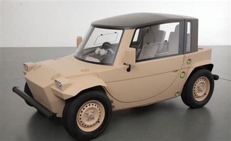Here Tempat Sah Mobil Biru toyota pamerkan mobil konsep camette untuk anak anak