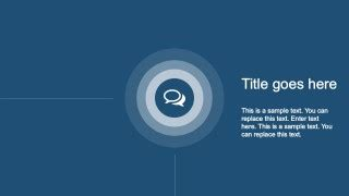 Ios Style Powerpoint Background Template Slidemodel Ios Powerpoint Template