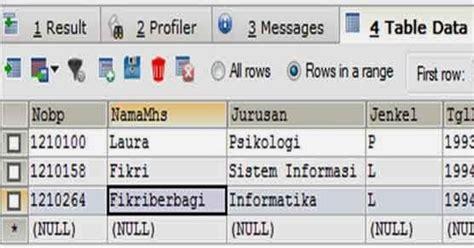 merubah format date pada mysql fungsi syntax update dan delete pada mysql m fikri setiadi