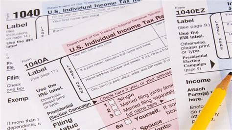tax form what is the difference between tax forms 1040 1040a and