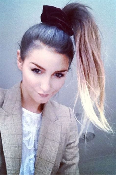 how do you put a pony tail scrunchie on short hair 10 scrunchie styles that won t make you feel stuck in the