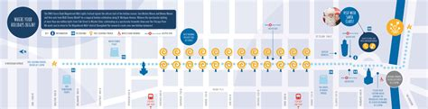 chicago light map lights festival activity guide map the magnificent mile