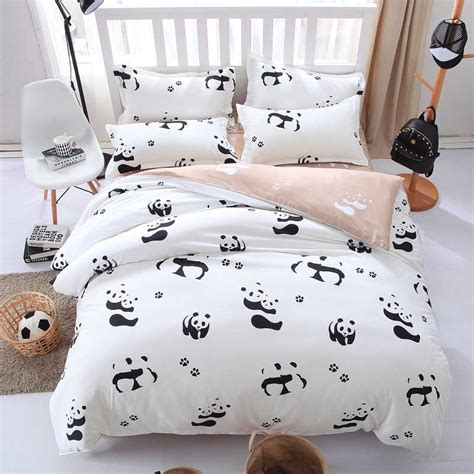 Panda Bed Set by Bedroom Comforters Reviews Shopping