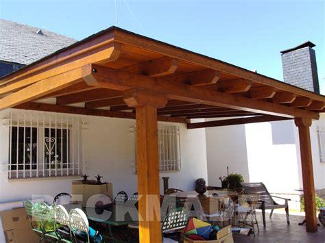 de porches porches de madera deckmader