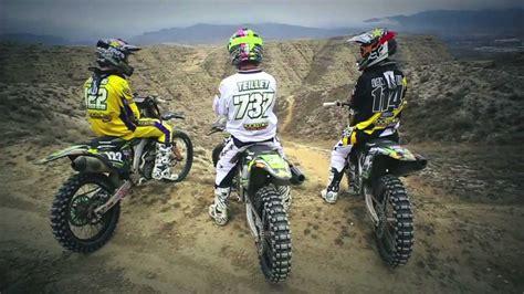 Motorrad Racing Games by Pnj Team Rockstar Bud Racing Kawasaki 2013 Youtube