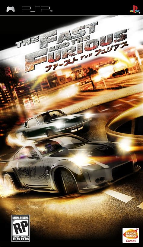 Fast And Furious Psp | the fast and the furious playstation portable ign
