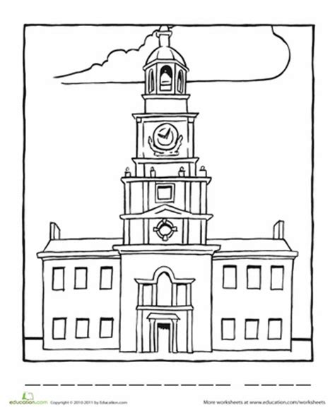 coloring book history independence coloring page independence