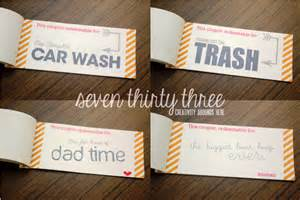 diy coupon book free printable inspiration made simple