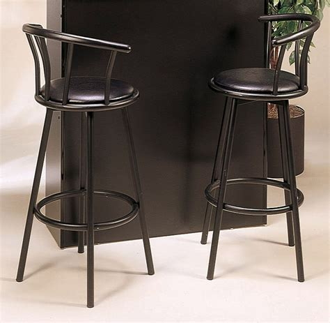metal bar stools swivel with back swivel bar stools with back metal home design ideas