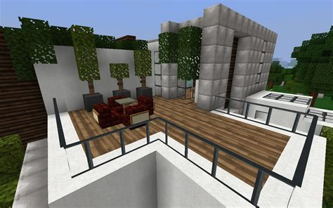 Kitchen Island In Small Kitchen the vector residence minecraft project