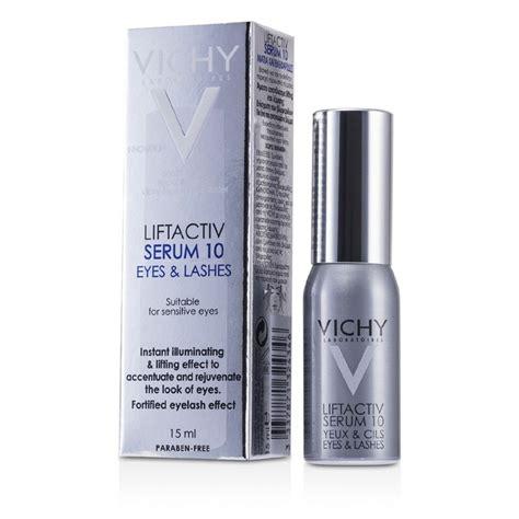 Eyelash Serum By Ertos Skincare vichy liftactiv serum 10 lashes for sensitive fresh