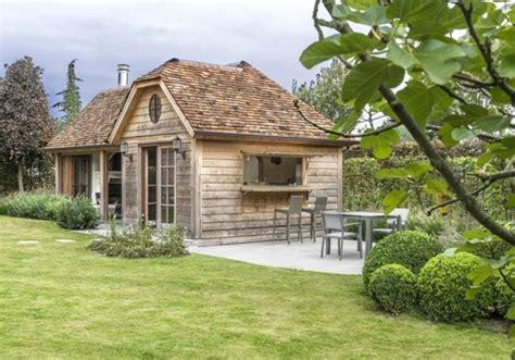 interieur beplanting in engels engels schuurtje tuinhuis cottage stijl authentieke