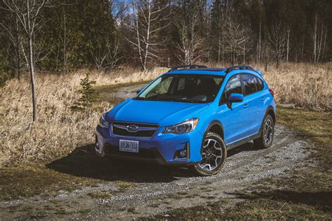 subaru crosstrek 2016 off road review 2016 subaru crosstrek canadian auto review