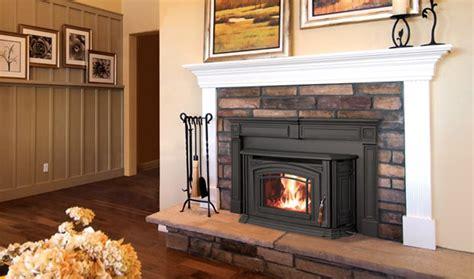 Fireplace Options by Enviro Products Wood Boston 1700 Fireplace Insert