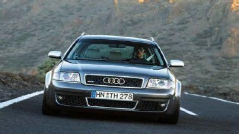 Audi Rs6 Verbrauch by Audi Rs 6 C5 Autobild De