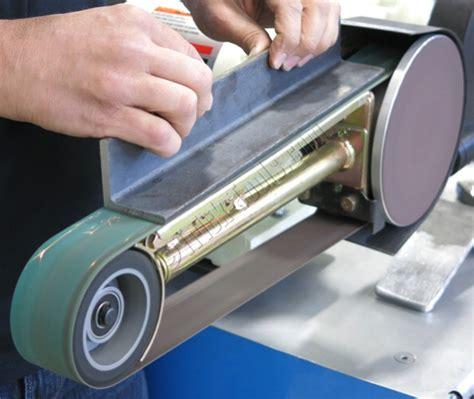 bench grinder sanding attachment belt sander attachment for bench grinder multitool 2x48