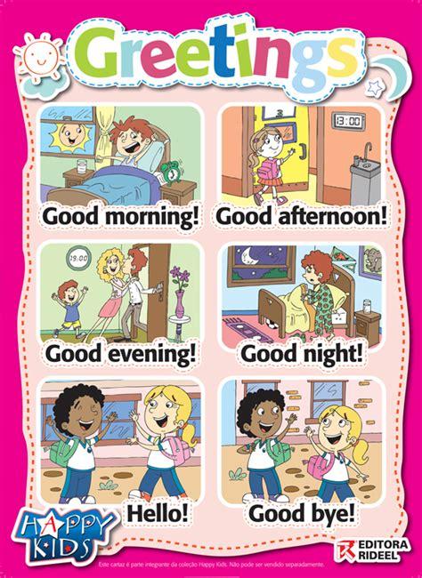 imagenes sobre good morning atividades de ingl 234 s greetings sauda 231 245 es ingl 234 s