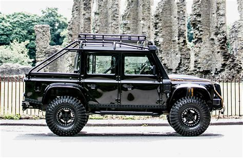 land rover defender svx land rover defender svx spectre gearmoose