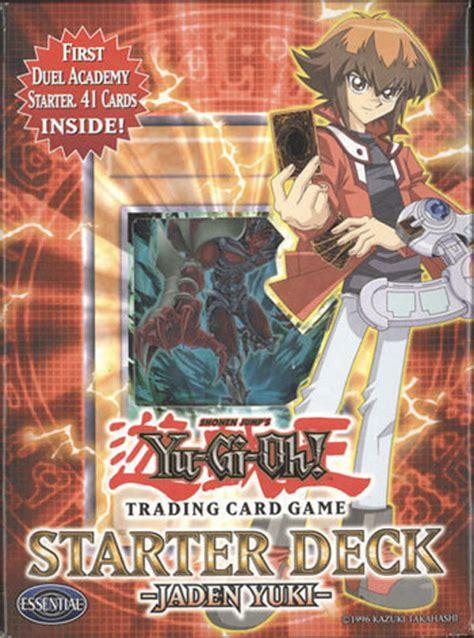 yu gi oh gx jaden deck the gallery for gt jaden yuki starter deck list
