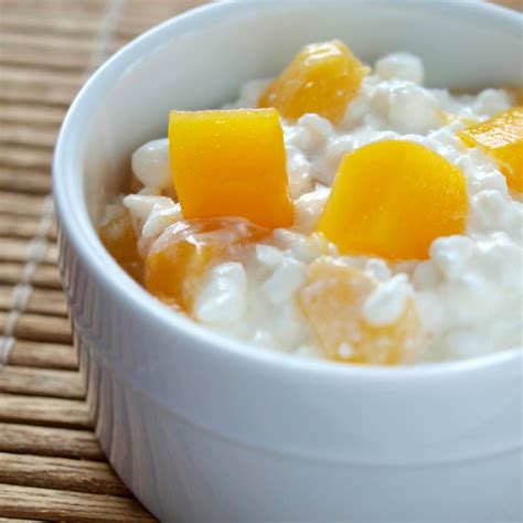 fruit and cottage cheese cottage cheese recipes popsugar fitness