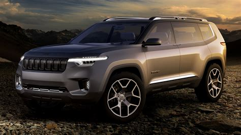 jeep sedan concept jeep yuntu concept 2017 wallpapers and hd images car pixel