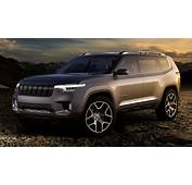 Jeep Yuntu Concept 2017 Wallpapers And HD Images  Car Pixel